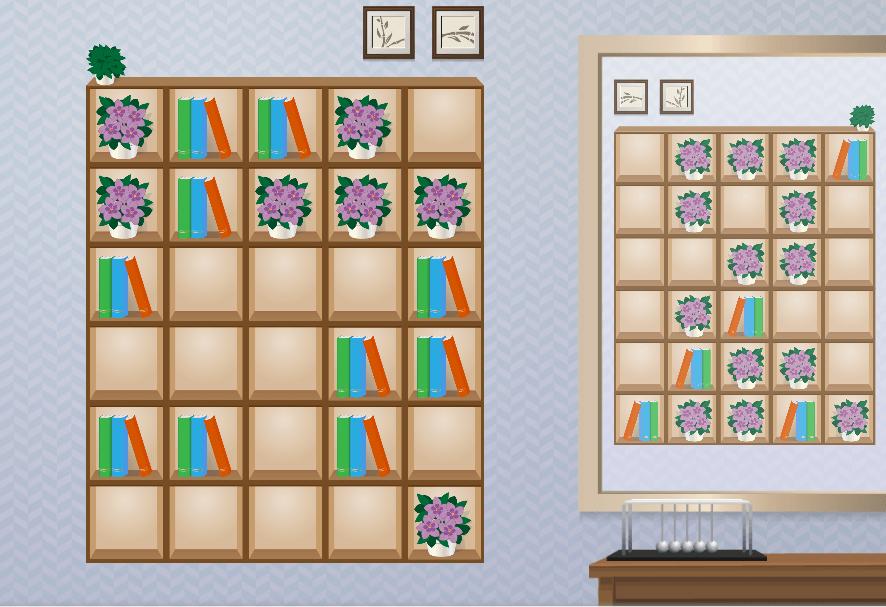 exercícios para trabalhar-a-atenção organize a estante