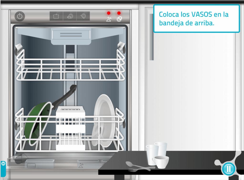 3. Máquina de lavar louça
